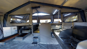 2017 Forward Fold and Rear Slide Bluewater Lachlan Camper Trailer Atwell Cockburn Area Preview