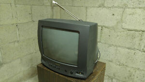 "14"" Colour TV perfect for camper or den"
