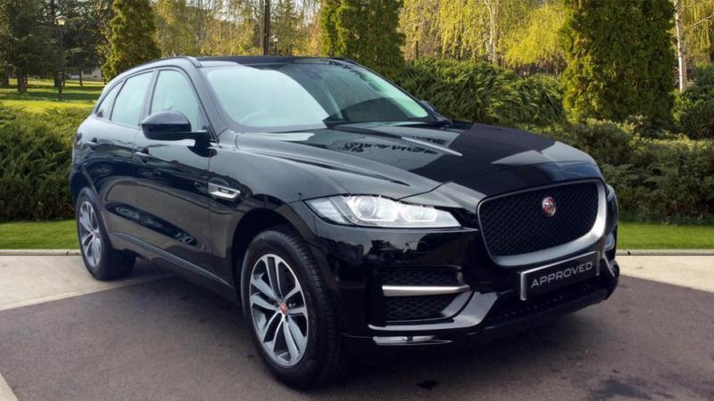 2017 Jaguar F Pace 2 0d 163 R Sport 5dr Manual Diesel Estate In Welwyn Garden City Hertfordshire Gumtree