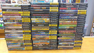 Huge gamecube collection for sale!!
