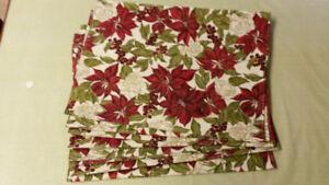 Christmas place mats (set of 8)