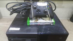 500Gb Xbox One w/2 Games