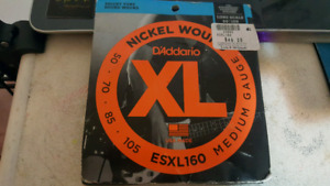 Nickel Wound Guitar Strings