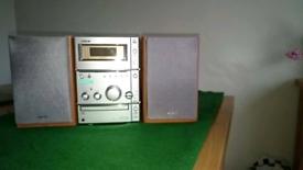 Sony Micro Hi-fi CMT-CPX1