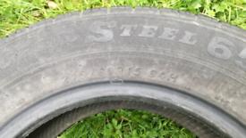 220/ 60 / 15 pirelli tyres