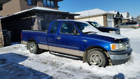 1997 Ford F-150 Well Kept Truck-Comes With Studded Winter Tires