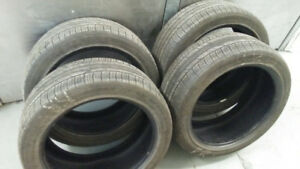 4x GoodYear Eagle LS2 235/45R18 94V