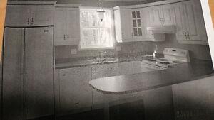 Armoires de cuisine comptoir de cuisine