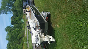 Smoker craft boat forsale