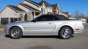 Ford Mustang GT 2005 Convertible