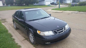 2002 Saab 9-5 turbo Sedan luxury fully loaded car