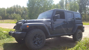 2015 Jeep Wrangler Willy Trail Rated