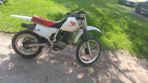 1999 Honday XR200r