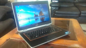4 gb Ram 320gb HDD intel Core i3 Dell Latitude Cam Gaming Laptop