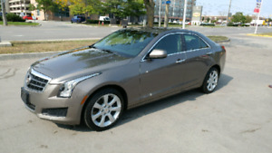 2014 Cadillac ATS Sedan AWD 2.0T
