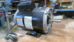 3HP Compressor Duty Single Phase Electric Motor