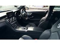 2017 Mercedes-Benz C-Class C63 Premium 2dr Automatic Petrol Cabriolet