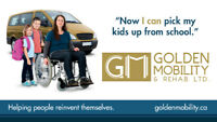 Want a job that makes a difference? Golden Mobility is hiring!