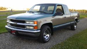 1997 Chevrolet  Silverado 1500 (RWD)