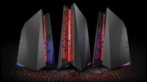USED: ROG G20 Compact Gaming Desktop PC I7/8GB/1TB/GTX760