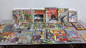 more than 500 Marvel Comic Book