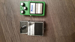 2 pedals for sale 120 for both or 80 each