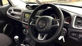 2017 Jeep Renegade 1.4 Multiair Longitude 5dr Manual Petrol Hatchback