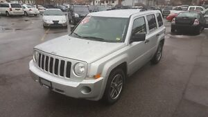 2008 JEEP PATRIOT 4X4 SUV  *** CERTIFIED *** SALE $5995