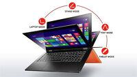 Lenovo Yoga 2 Pro 13.3 Ultrabook i5 128GB SSD 4GB 1800p Win 10
