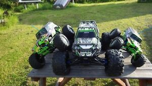 RC Traxxas Summit & Grave Digger Prince George British Columbia image 4