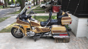 Honda Goldwing limited édition