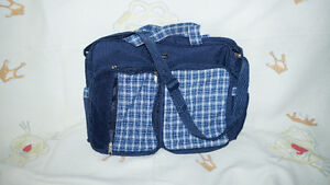 Sac à couches Baby Voyage 10$ / Diaper bag