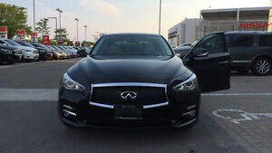 2015 Infiniti Q50 Limited cheap lease takeover (NAV, BOSE, AWD)