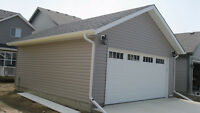 GARAGE PACKAGE install quick opening available