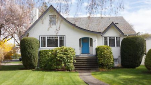 Beautiful 4 bdrm Oak Bay home 2 blocks from water