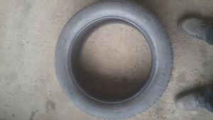 4 pneus d ete a vendre 245/50R20