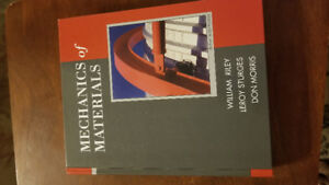 Mechanics of Materials Book!! Excellent Condition