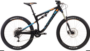 2016 Kona Precept 150 Medium Enduro Bicycle