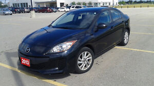 2013 Mazda 3 Sedan.  Financing Available!**