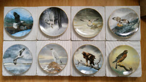 """Collector Plates - """"Soaring Majesty"""""""