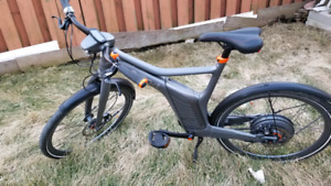 Mercedes Smart Ebike+mint condition+Rare to find