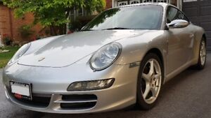 2005 Porsche 911 Coupe Tiptronic