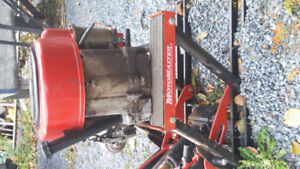 16 HP ENDURO MOWER ENGINE FOR PARTS OR REPAIR 30.00 FIRM