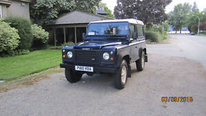 1997 Land Rover Defender 90 Wagon