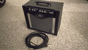Peavey Rage 258 Guitar amp /w cables