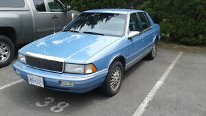 1993 Chrysler Lebaron chrome Sedan