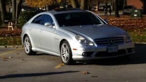 2006 Mercedes-Benz CLS-Class CLS55 AMG Sedan London Ontario image 2