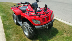 2013 Arctic Cat ATV 400 4x4