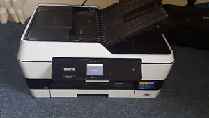 Printer/Scanner/Fax Wireless - BROTHER