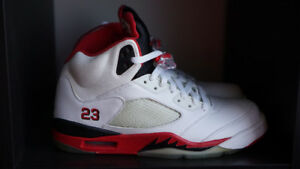 Air Jordan 5 FIRE RED,  Black Cement 3, Air Max 1, Air Force 1,